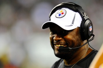 Mike Tomlin will have plenty of reasons to smile in Week 3.