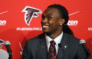 Julio Jones, 2011 NFL Draft.
