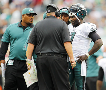 Michael Vick is still one of the most dynamic players in the game
