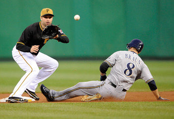 The Pirates and Brewers are both in the playoff hunt, but they're merely just pretenders.