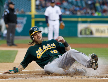 The Oakland Athletics are currently leading the AL wild-card standings.