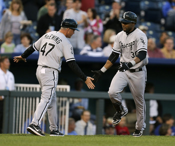The Chicago White Sox have surprised many by leading the AL Central.