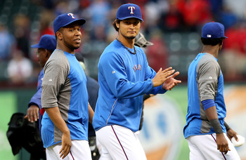The Texas Rangers currently have the best record in the American League.