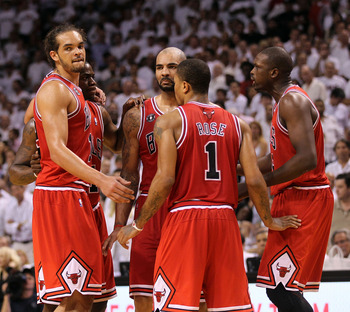 No one should be safe if the Bulls get gutted.