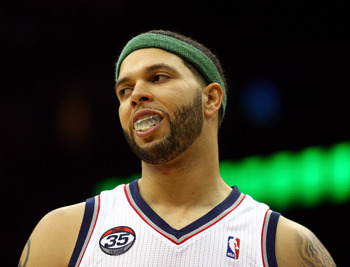 Deron Williams of the...Chicago Nets?