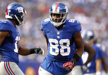 Hakeem Nicks won't suit up against Carolina this week.