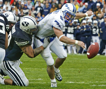 BYU versus Air Force - 2005