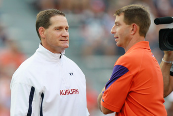 No, not Gene Chizik.