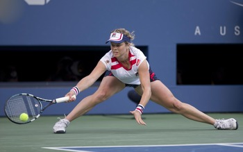 Kim Clijsters of Belgium