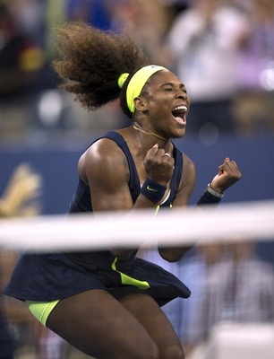 Serena Williams of The United States of America