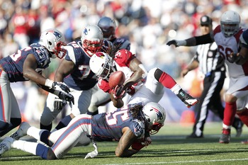 Ryan Williams' fumble nearly cost the Cardinals in Week 2.