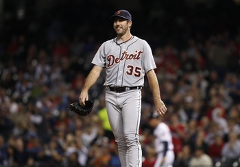 Justin Verlander (No. 35) is an ace among all aces.