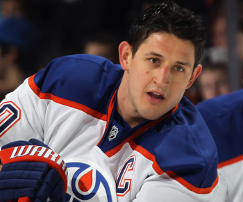 Shawn Horcoff has the dubious distinction of being the worst signing by the Edmonton Oilers.