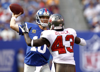 Carolina needs to pressure Eli Manning early and often on Thursday night.