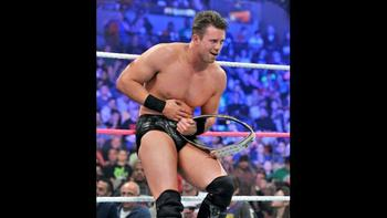 The Miz, still your Intercontinental Champion.