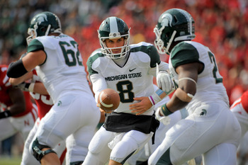 The Spartans are 2-0 when scoring first this season.