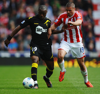 Nigel Reo-Coker (left) opted to leave Bolton after being relegated last season.