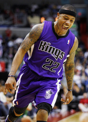 Is Isaiah Thomas the Sacramento Kings' spark plug or franchise point guard?