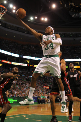 This could be a big year for Pierce.