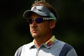 Ian Poulter is a lot of flash and cash, but no majors.