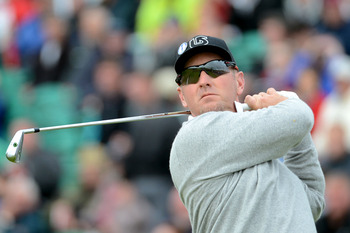 David Duval's career was like a meteor that quickly flamed out.