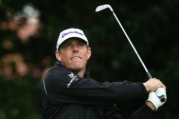 Justin Leonard has always been a gritty competitor.