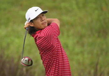 Anthony Kim had as much potential as anyone when he hit the PGA Tour.