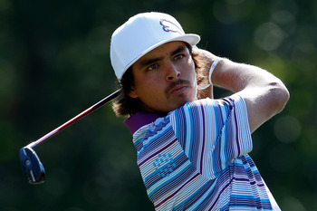 Before the moustache, Rickie Fowler seemed to be a no-brainer star when he came to the PGA Tour.
