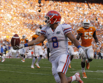 Florida WR/FB/RB/TE Trey Burton