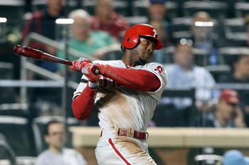 Dom Brown has potential but isn't a quality starter right now.