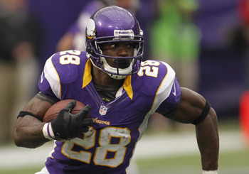 A healthy Adrian Peterson makes a convincing argument as the league's top back.