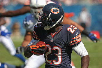 Devin Hester is the best return man in NFL history.