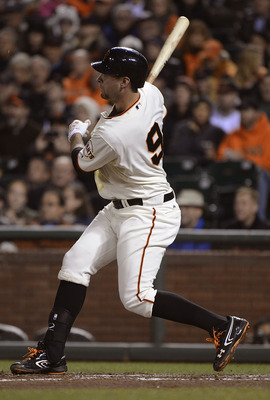 Brandon Belt needs to drive in runs