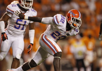 Matt Elam is the unquestioned leader of Florida's secondary.