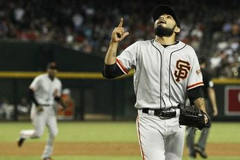 Sergio Romo's inability to be the full-time closer is one of many issues facing the Giants at season's end.