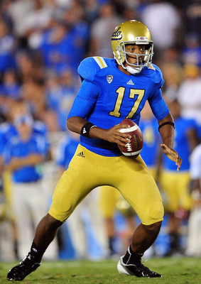 The Bruins have to protect Brett Hundley