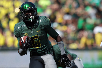 Oregon's De'Anthony Thomas.
