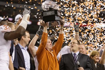 Is this the year Texas brings another Big 12 Championship to Austin? That quest starts next Saturday.