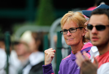 Judy Murray, mother &amp; coach