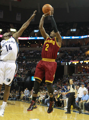 Irving has one sweet jumper.