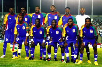 Central African Republic national football team