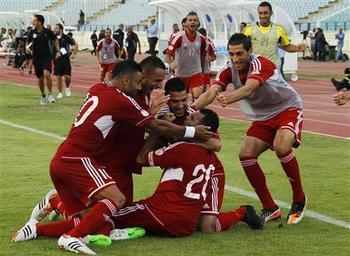 Lebanon's stunning victory over Iran