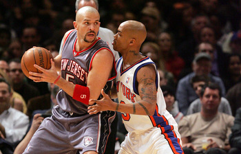 Back in the dark days of Starbury, Jason Kidd was a rival.