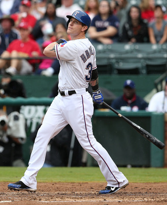 Josh Hamilton is an excellent player, but he's not cheap and he's not getting any younger.