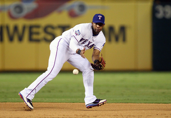 Andrus' ceiling doesn't go much higher, but his floor doesn't go any lower.