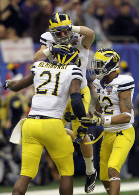 The Wolverines rebounded from the departure of Junior Hemingway far better than expected.