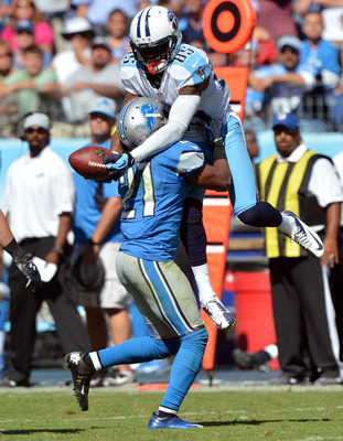 Nate Washington's 71-yard touchdown catch over the back of a Lions defender