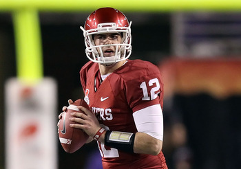 OU QB Landry Jones