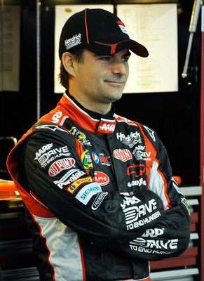 Jeff Gordon can still bounce back from last week's debacle at Chicago.