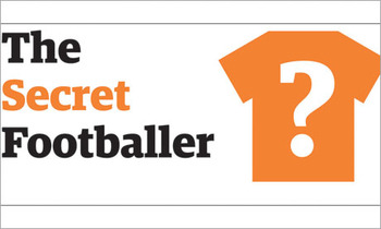 The Secret Footballer Courtesy of the Guardian Newspaper